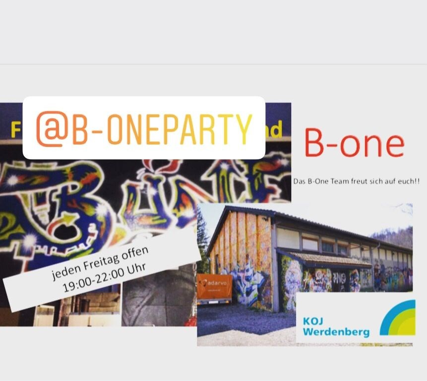 @ B-ONEPARTY